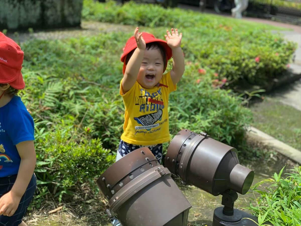 小規模保育園中途採用イベント2021写真